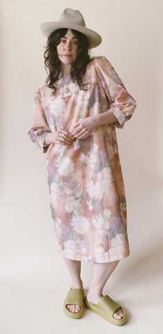 The Peony Dress