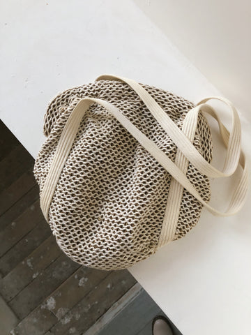Lined Net Bag