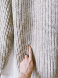 The Chunky Wool Knit