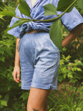 Annie Sun Collaboration - Breezy Lady Shorts
