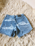 Batch NO. 12 - Denim Edit S Shorts