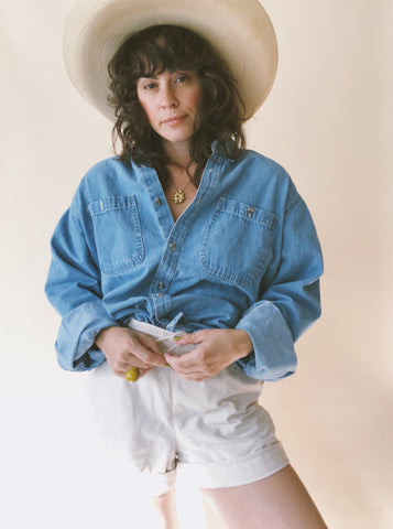 Denim Field Shirt