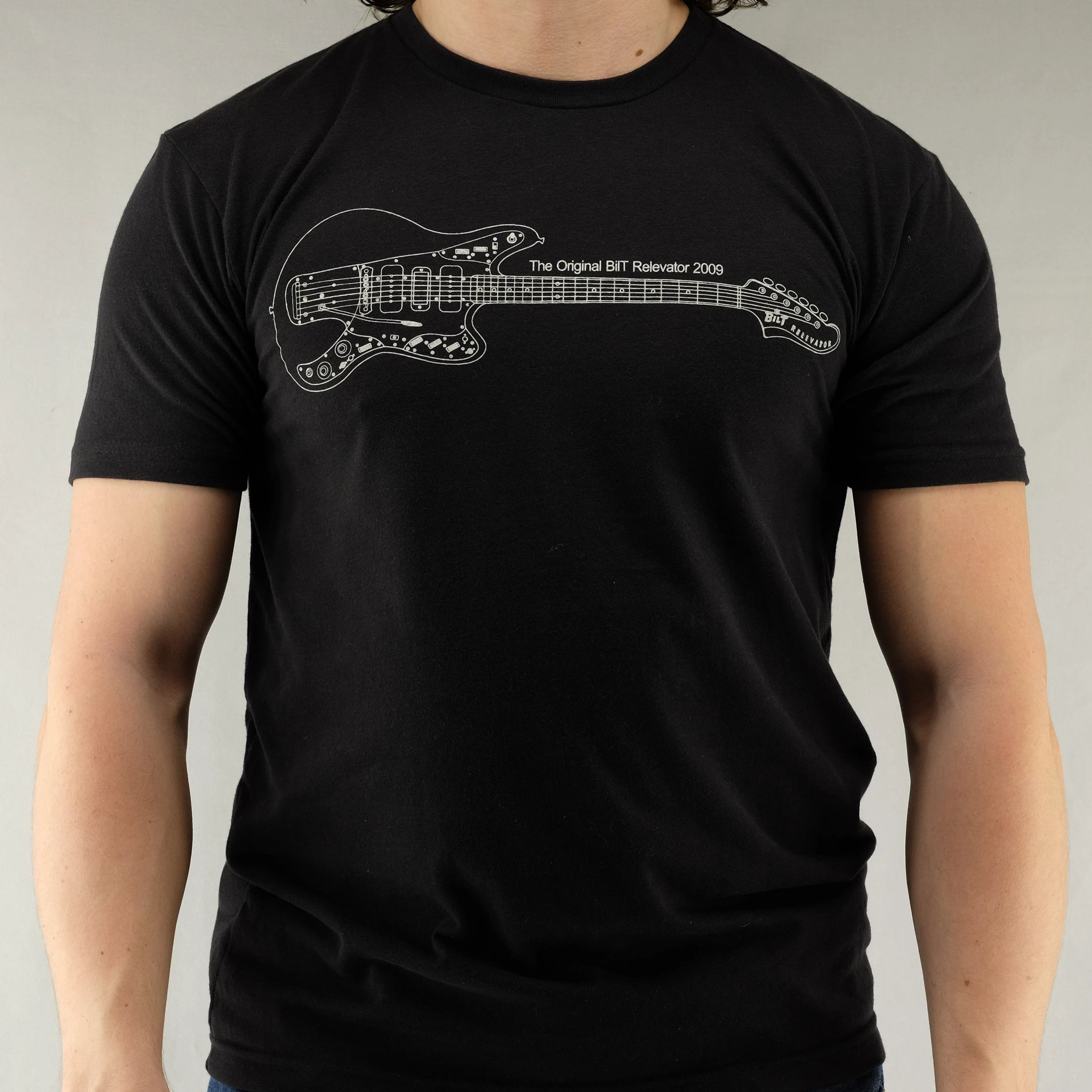 Original Relevator T-Shirt, Black