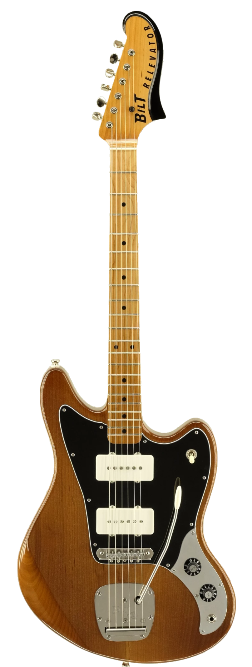 Relevator LS Natural Tinted Roasted Alder