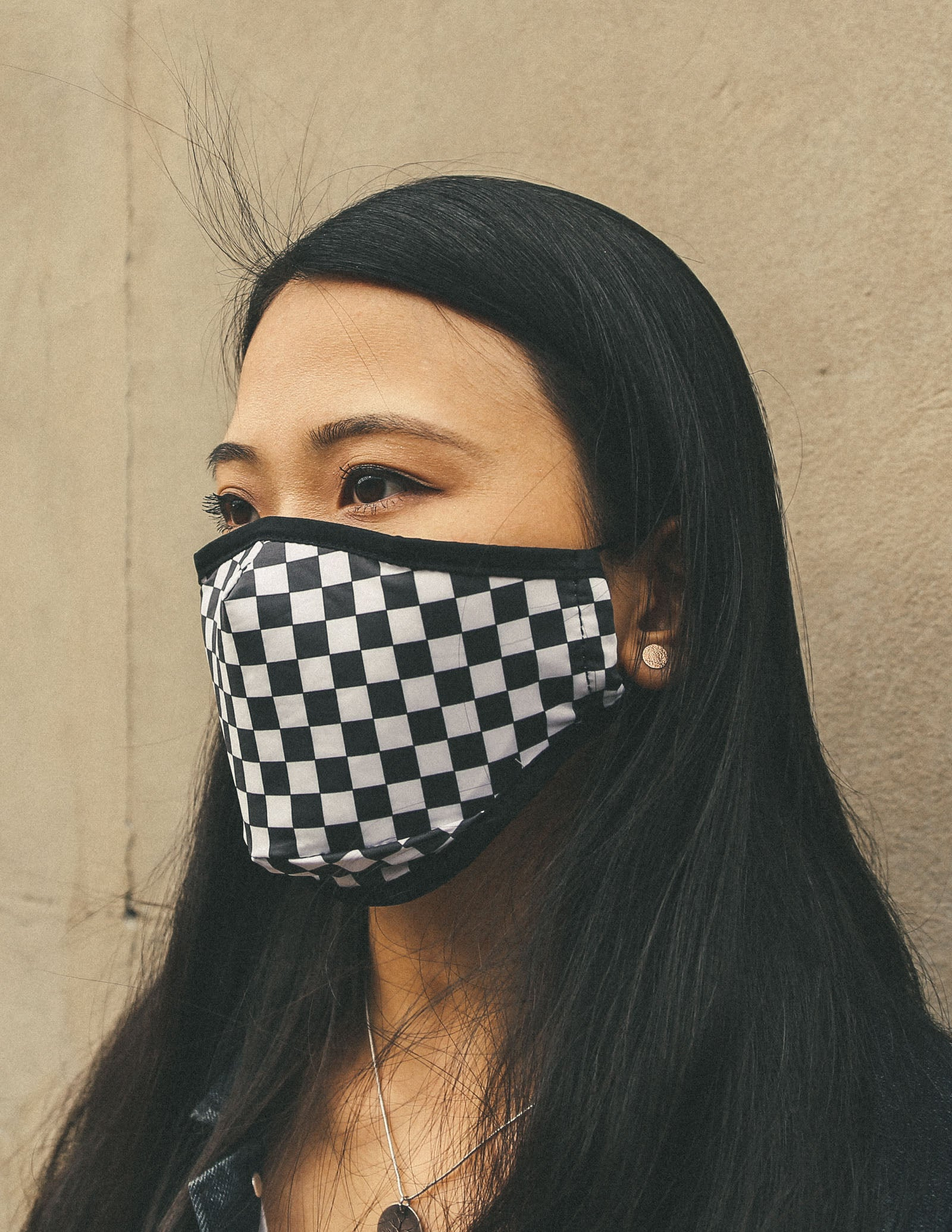 18091: FYDELITY- Premium Protective Fabric Face Covering Mask: Indy