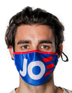 18203: FYDELITY- Premium Fabric Face Covering Mask | JOE