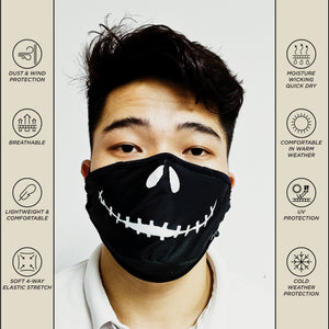 18217: FYDELITY- Premium Fabric Face Covering Mask | JACK