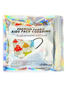 18656: FYDELITY- KIDS Premium Fabric Face Covering Mask | Boomers