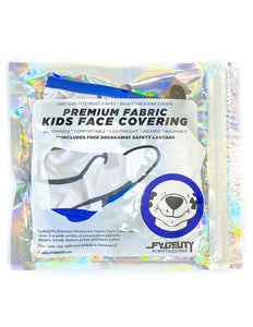 18700: FYDELITY- KIDS Premium Fabric Face Covering Mask | SPOT