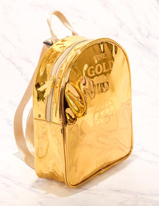 86334: FYDELITY- Mini Backpack: LUX 999.9 Bullion