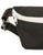 83008: FYDELITY- Ultra-Slim Fanny Pack: WERDS Lit |Black & White