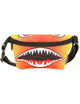 83079: FYDELITY- Ultra-Slim Fanny Pack: FLYING TIGER Soleil