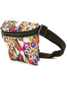 83081: FYDELITY- Ultra-Slim Fanny Pack: Family Jewels