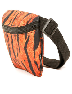 83091: FYDELITY- Ultra-Slim Fanny Pack: Tiger