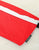 83271: FYDELITY- Ultra-Slim Fanny Pack: GAME DAY Red & White