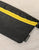 83272: FYDELITY- Ultra-Slim Fanny Pack: GAME DAY Black & Yellow