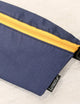 83274: FYDELITY- Ultra-Slim Fanny Pack: GAME DAY Blue & Gold