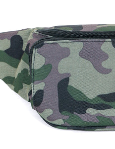 83903: FYDELITY- Bum Bag: Camo