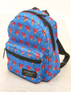 86004: FYDELITY- Mini Backpack: 80's Downhill