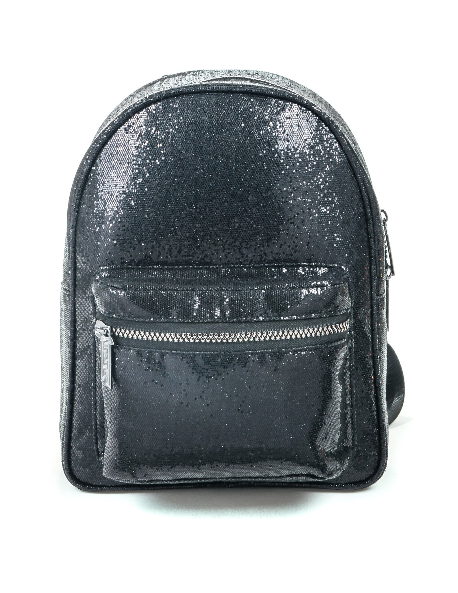 86236: FYDELITY- Mini Backpack: GLAM Black