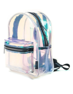 86256: FYDELITY- Mini Backpack: LUX Bubble Bubble