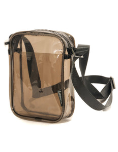 88802: FYDELITY- Sidekick Brick Bag- CRYSTAL Smoke