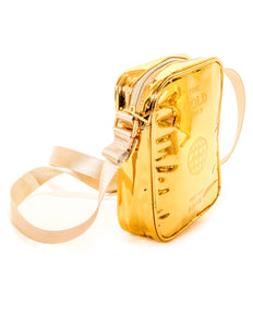 88834: FYDELITY- Sidekick Brick Bag: LUX 999.9 Bullion