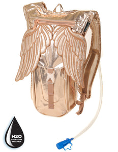 91005: FYDELITY- Hydro Pack: WINGS Metallic Rose Gold