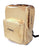 99307: FYDELITY- Big A$$ Back Pack: Gold Metallic