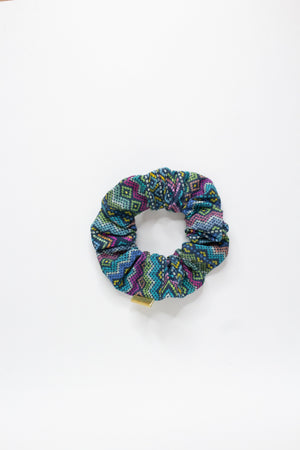 Cross Stitch Pattern Scrunchie