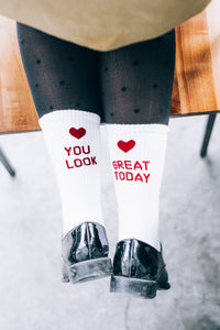 Lookin' Great Style Socks