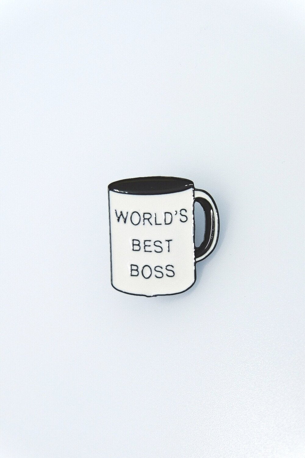 Boss Love Pin