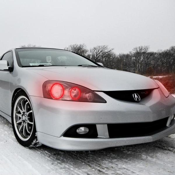 Acura RSX (05-06) Halo Kit - Headlightleds.com