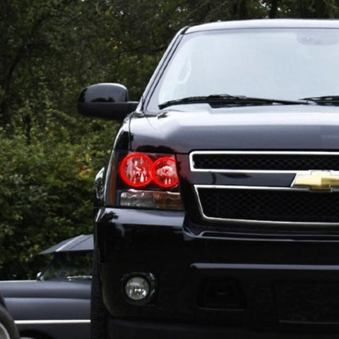 Chevrolet Avalanche (07-13) Halo Kit - Headlightleds.com