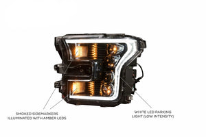 Ford F150 (15-17) XB LED Headlights - Headlightleds.com