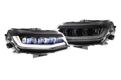 Image of Chevrolet Camaro (16-18) XB LED Headlights