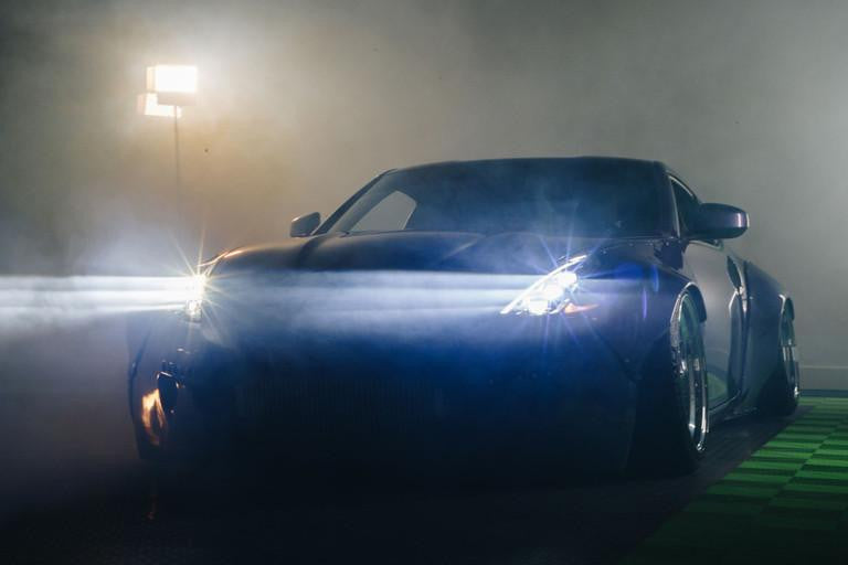 Nissan 370Z XB LED Headlights
