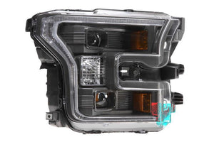 Ford F150 (15-17) XB Hybrid LED Headlights - Headlightleds.com