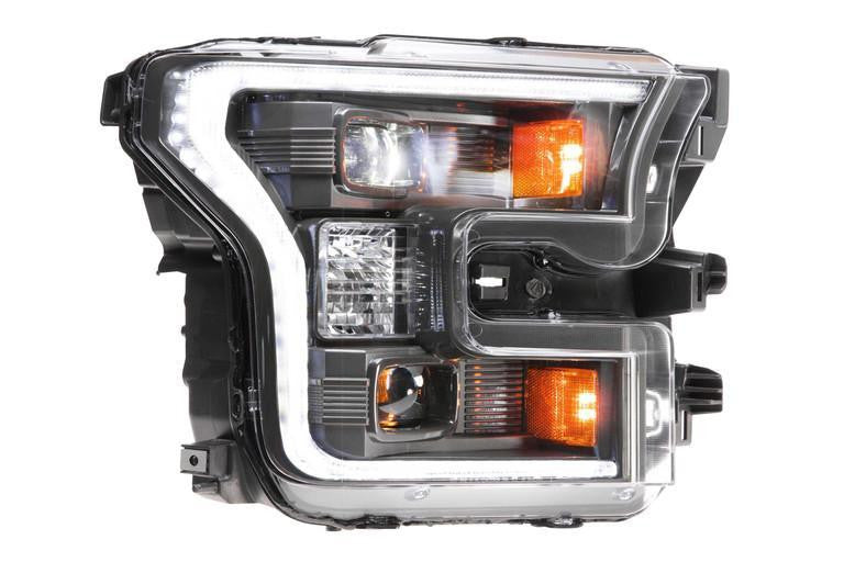 Ford F150 (15-17) XB Hybrid LED Headlights