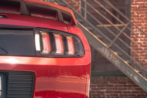 Ford Mustang (13-14) Facelift XB LED Tails - Headlightleds.com