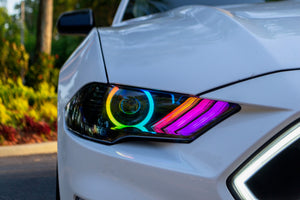 Ford Mustang (15-17) DRL Boards - Headlightleds.com