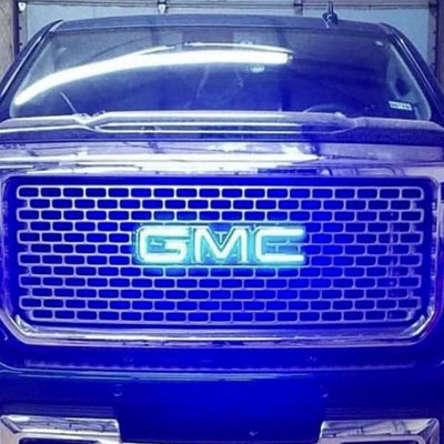 LED Logos GMC/Chevy - Headlightleds.com