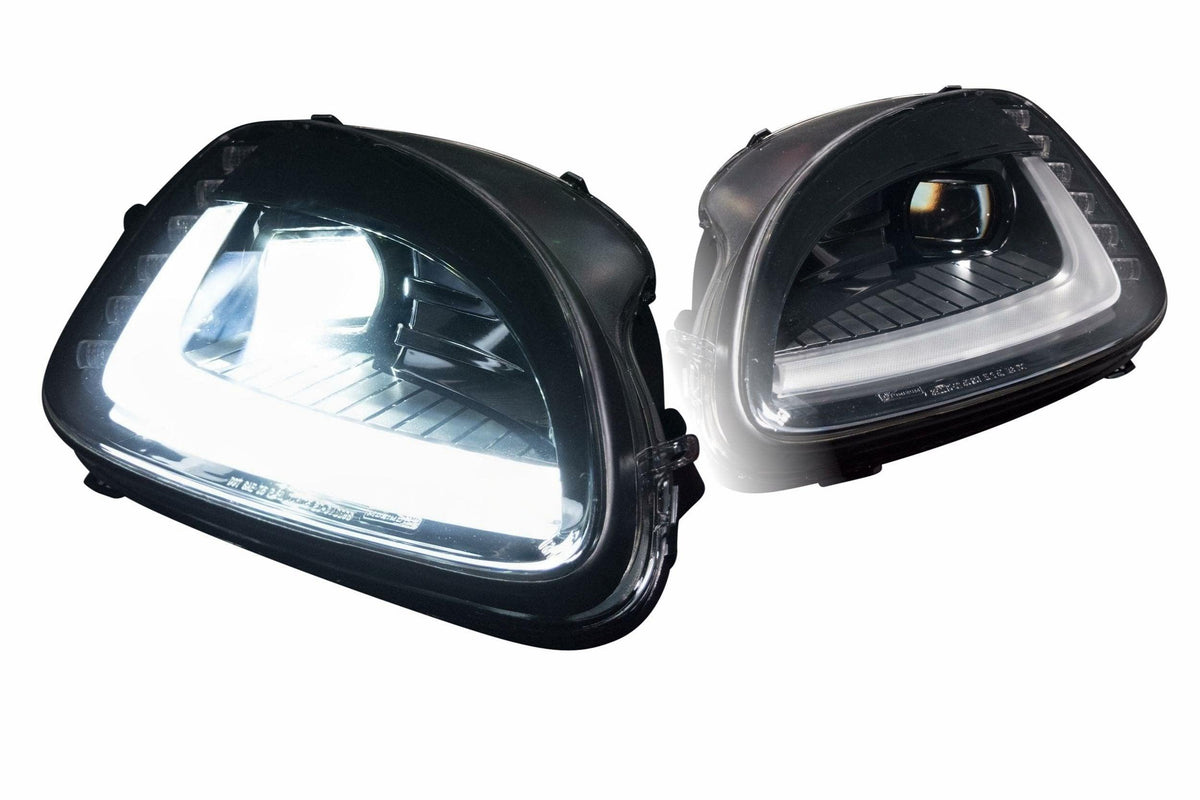 Chevrolet Corvette (05-13) XB LED Headlights - Headlightleds.com