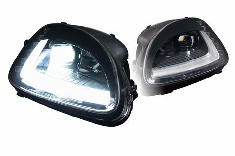 Image of Chevrolet Corvette (05-13) XB LED Headlights - Headlightleds.com