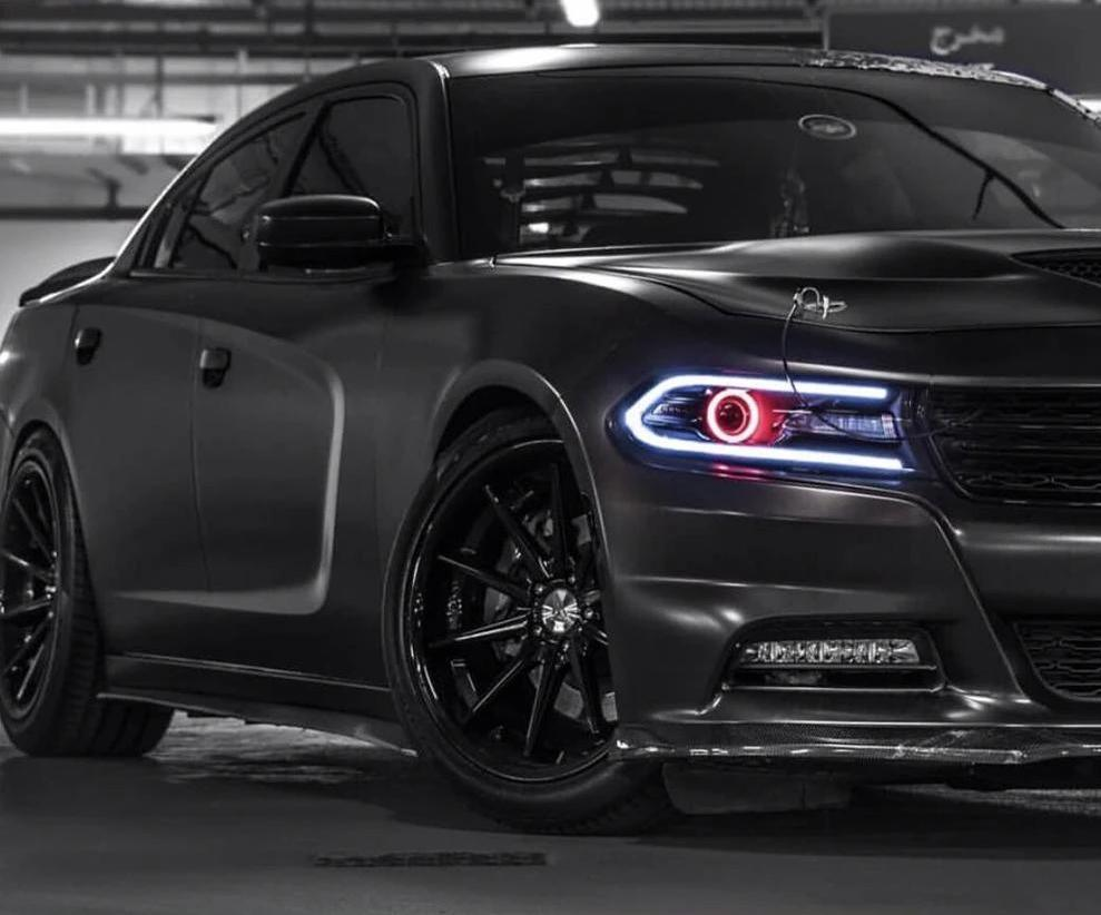 Dodge Charger (15-18) RGBWA DRL Boards - Headlightleds.com