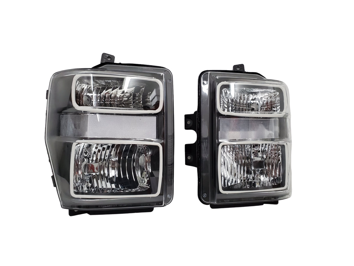 Ford Super Duty (08-10) Custom Headlights