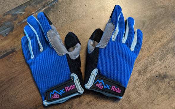 Children's Mountain Biking Gloves