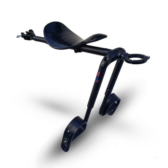 Black - Mac Ride Child Bike Seat