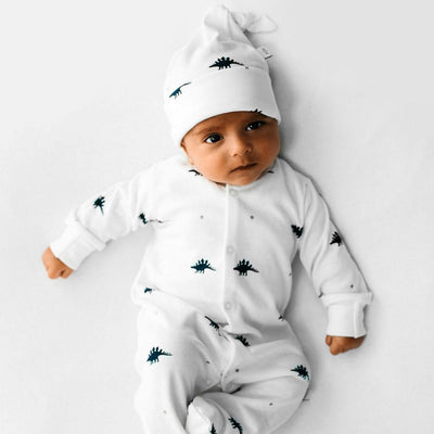 Mini Dino Sleepsuit - Addie and Harry