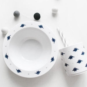 Mini Dino Tableware Set - Addie and Harry
